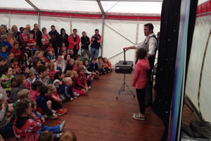 kids magician offaly